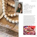 Lori Weitzner Textile and Color Queen | Embark Magazine | 2019